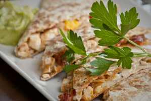 http://www.dreamstime.com/stock-photo-restaurant-style-quesadilla-image25940520