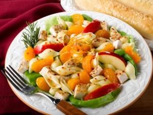 fruited pasta salad