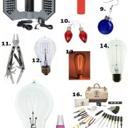 Gift ideas for lighting professionals