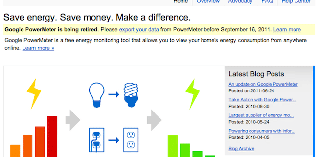 google-powermeter