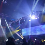 the High End Systems booth at LDI 2012