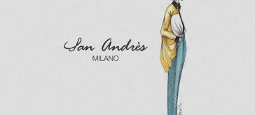 San Andrès  Luxurious Italian Collection Spring/Summer  2016