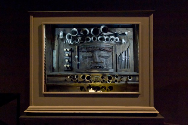 The Quay Brothers, The Piano Tuner of Earthquakes, Lacrimi Christi, 2005, Dormitorium.