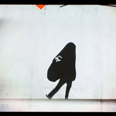 William Kentridge I am not me, the horse is not mine, 2008. Video Still, Edition of 11. Courtesy William Kentridge.