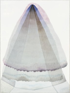 Andrea Heller Ohne Titel, 2015 Aquarell und Tusche auf Papier / watercolour and ink on paper 31 x 23 cm Privatbesitz / private collection © 2015, ProLitteris, Zurich