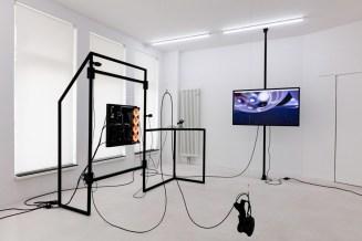 DAM Gallery, Banz & Bowinkel – Substance, Ausstellungsansicht. Foto © ea bertrams.