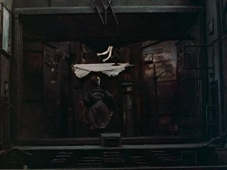 Still aus: Street of Crocodile's, 1986, 21 min., Musik: Leszek Jankowski. © Quay Brothers