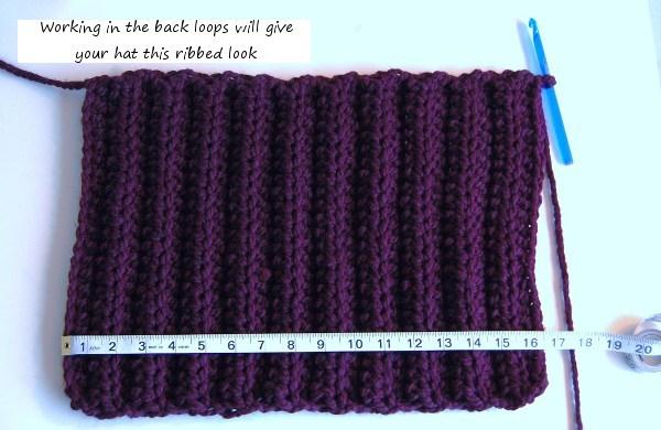 Crochet Hat Pattern Single Crochet : Free Crochet Hat Pattern by JJCrochet