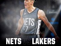 G24 Brooklyn Nets (6-17) Will Rely on Jeremy Lin vs LA Lakers (10-17)