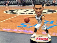 Jeremy Lin BobbleHead and the Taiwanese Culture Night
