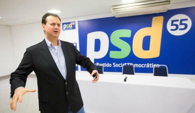Kassab vem a Palmas capacitar pré-candidatos do PSD
