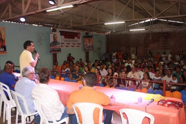 Wanderlei Barbosa barrou a tentativa do ex-deputado Eduardo Gomes de levar o Solidariedade para a base do prefeito Carlos Amastha