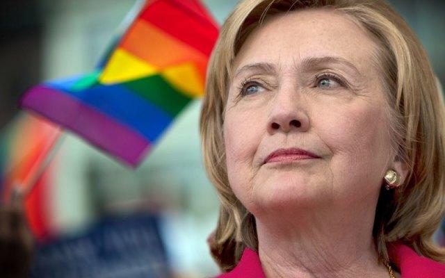 """""""Eu sou a última coisa entre vocês e o apocalipse"""", dispara Hillary Clinton ao New York Times"""