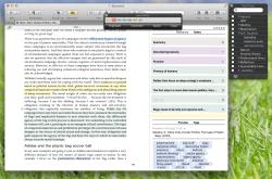 Sente's annotation workflow