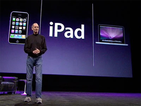 iPad as a third device between iPhone and laptop