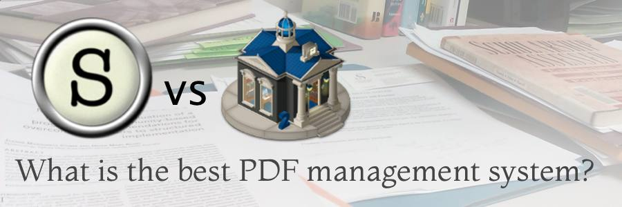 Sente vs. Papers: What is the best PDF management system?