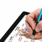 Stylus for handwriting and conceptualizing ideas