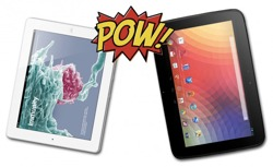 Is the Nexus 10 Android tablet killing the iPad 4?