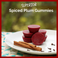 Spiced Plum Gummies