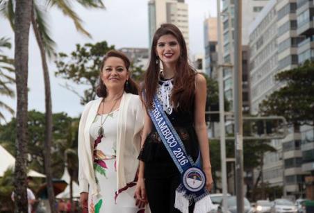 Matilde de Souza e Tallita Martins. Brenda Alcantara/Esp DP/D.A Pres