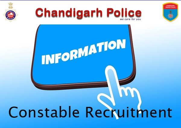 Chandigarh Police Recruitment