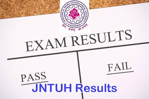 JNTUH Results 2016 of 1-2, 2-2, 3-2, 4-2 Sem (R05, R07, R09, R13)