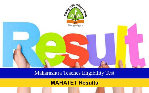 MAHATET Result 2016 For June 2016 Exam Declared