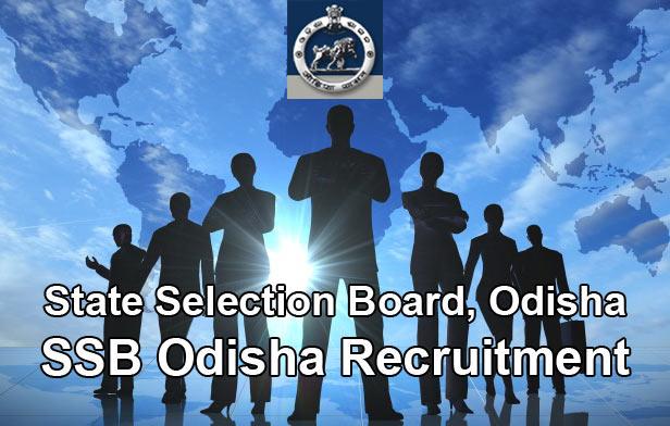 SSB Odisha Recruitment 2016 for 1625 Teacher Posts