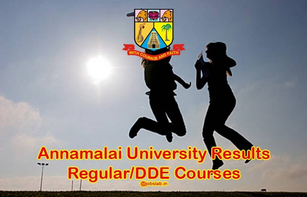 annamalai-university-results