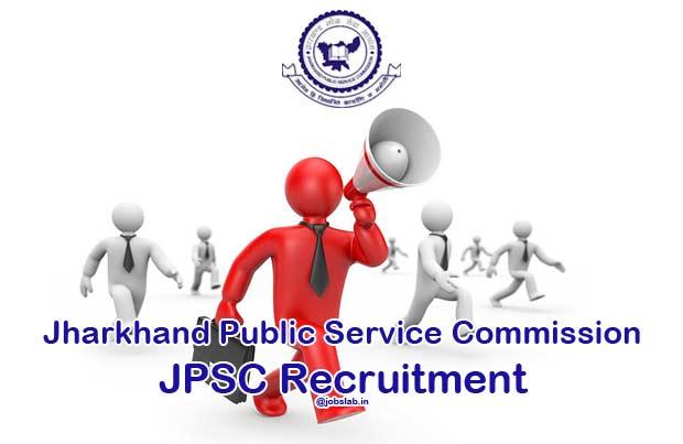 jpsc-recruitment