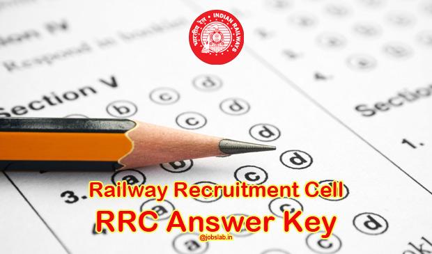 rrc-answer-key-download