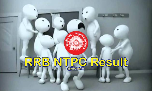 RRB NTPC Result 2016 Available for CEN 03/2015 - Check Online Now