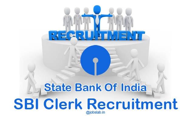 sbi-clerk-recruitment