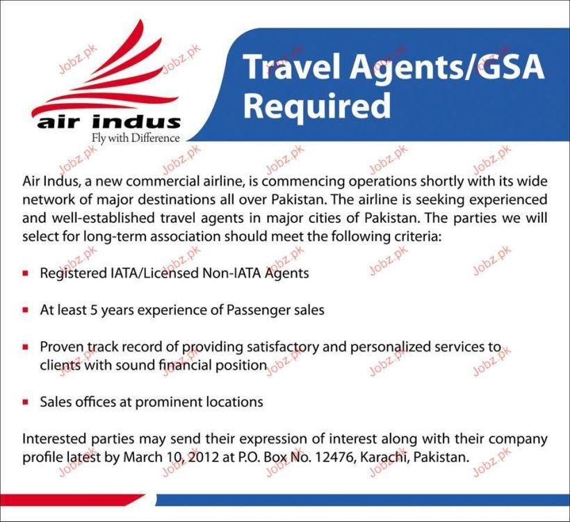 travel agent company profile sample