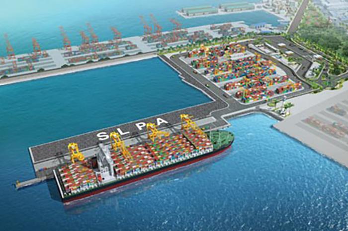 Sri Lanka ports: India, Japan help revive Colombo terminal project