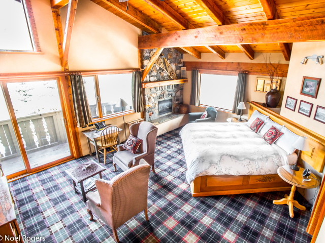 Boutique Hotel Canmore.