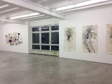 Joe Amrhein and David Scher at Galerie Jochen Hempel, Berlin (2015)