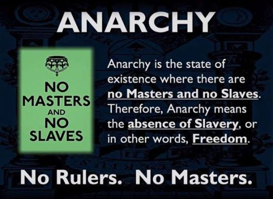 Government: Mind Control and the Illusion of Authority Anarchy