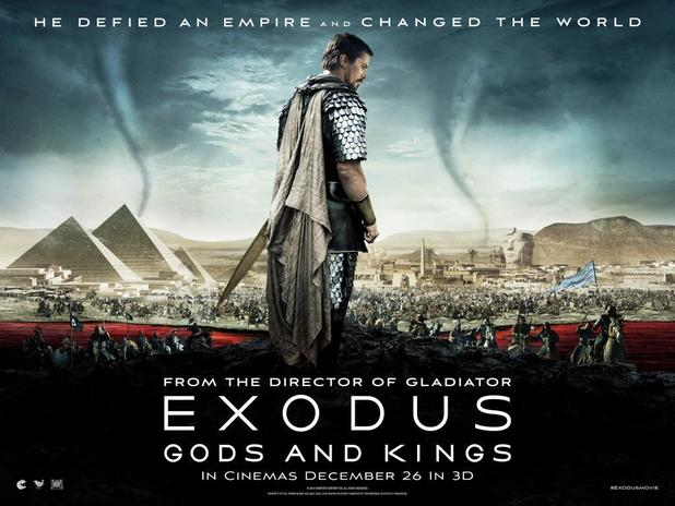 Why I Love The Movie Exodus: Gods and Kings