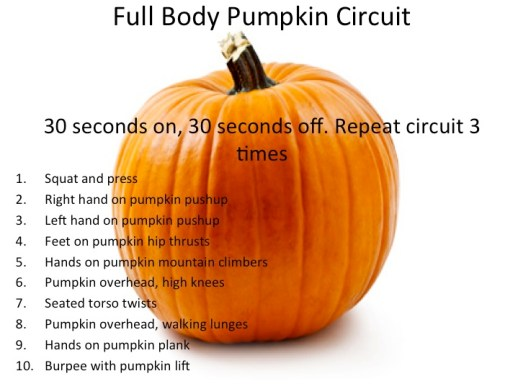 PumpkinWorkout