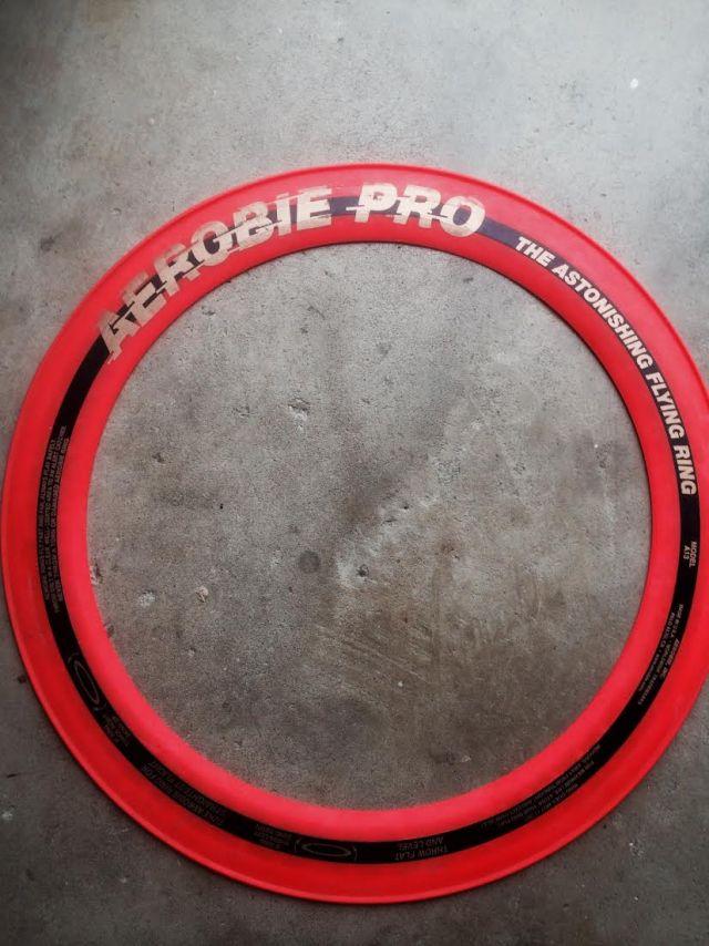 Frisbee-Fitness