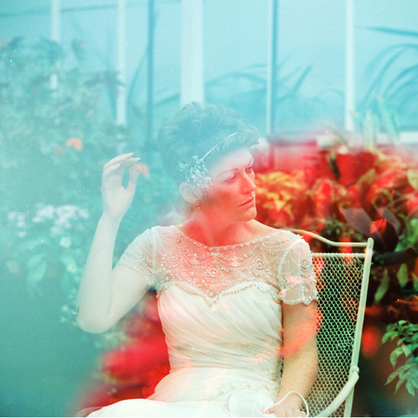 Double Exposure Wedding Photography 35mm Film
