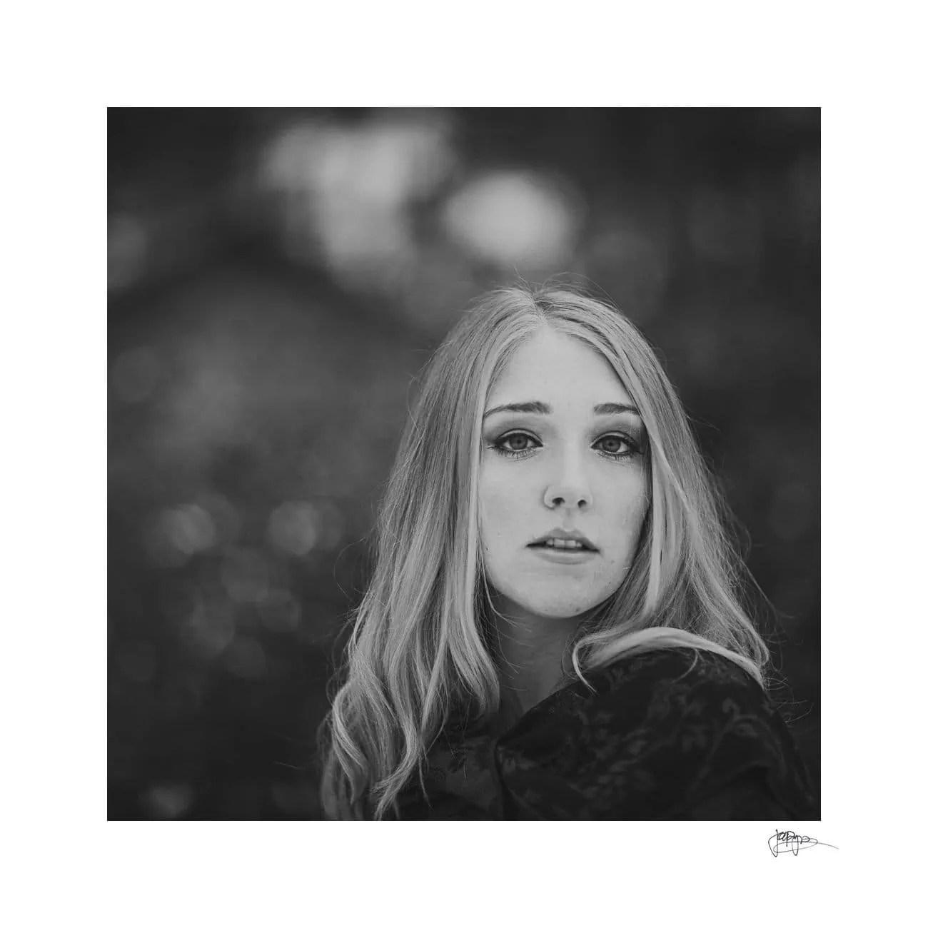 raleigh portrait photographer square model