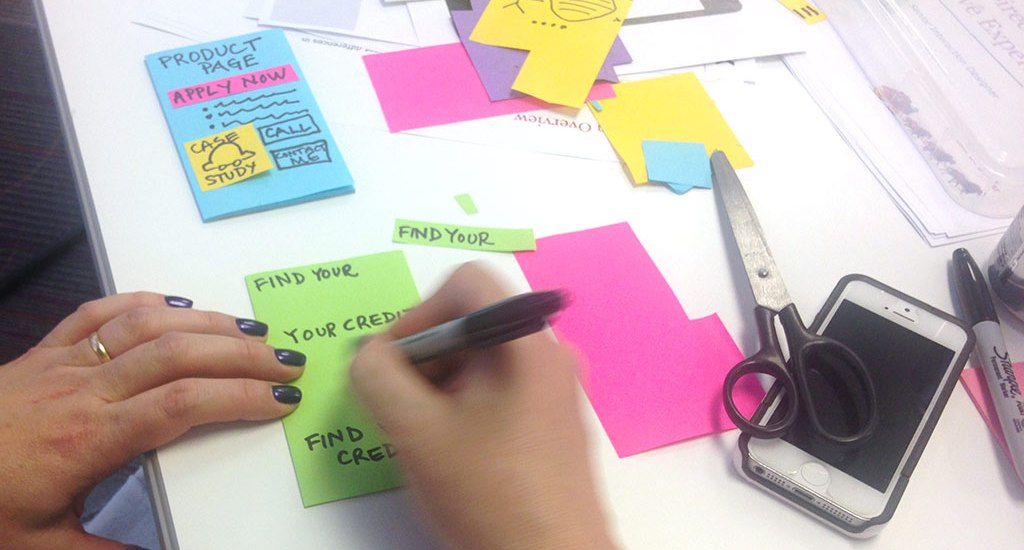 Prototypes to tell the right story at the right fidelity