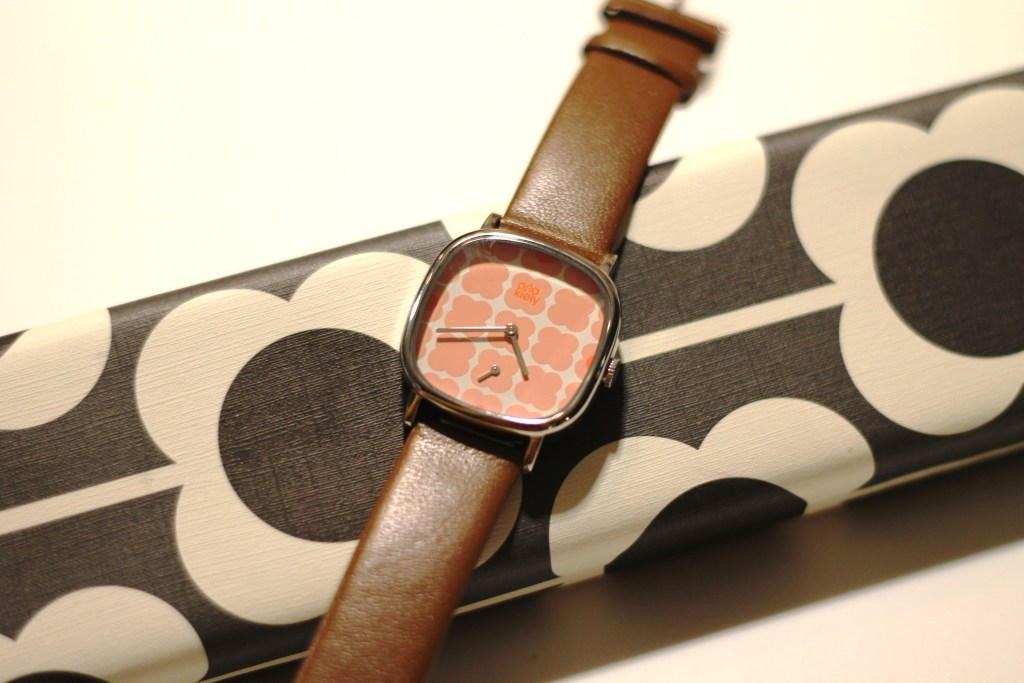 Orla Kiely watch lead