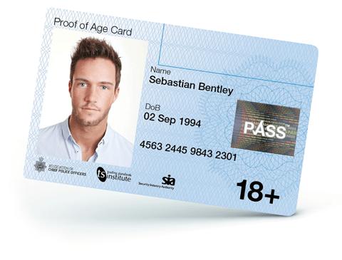 New Pass Card