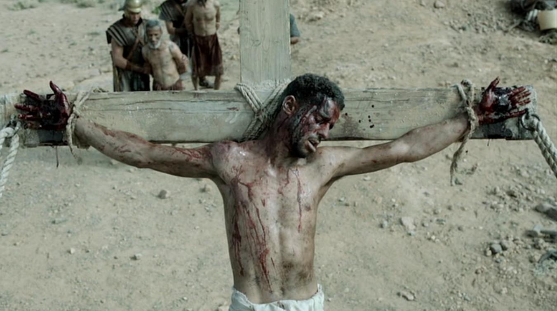 Female crucifixion roman DOY FE!!!
