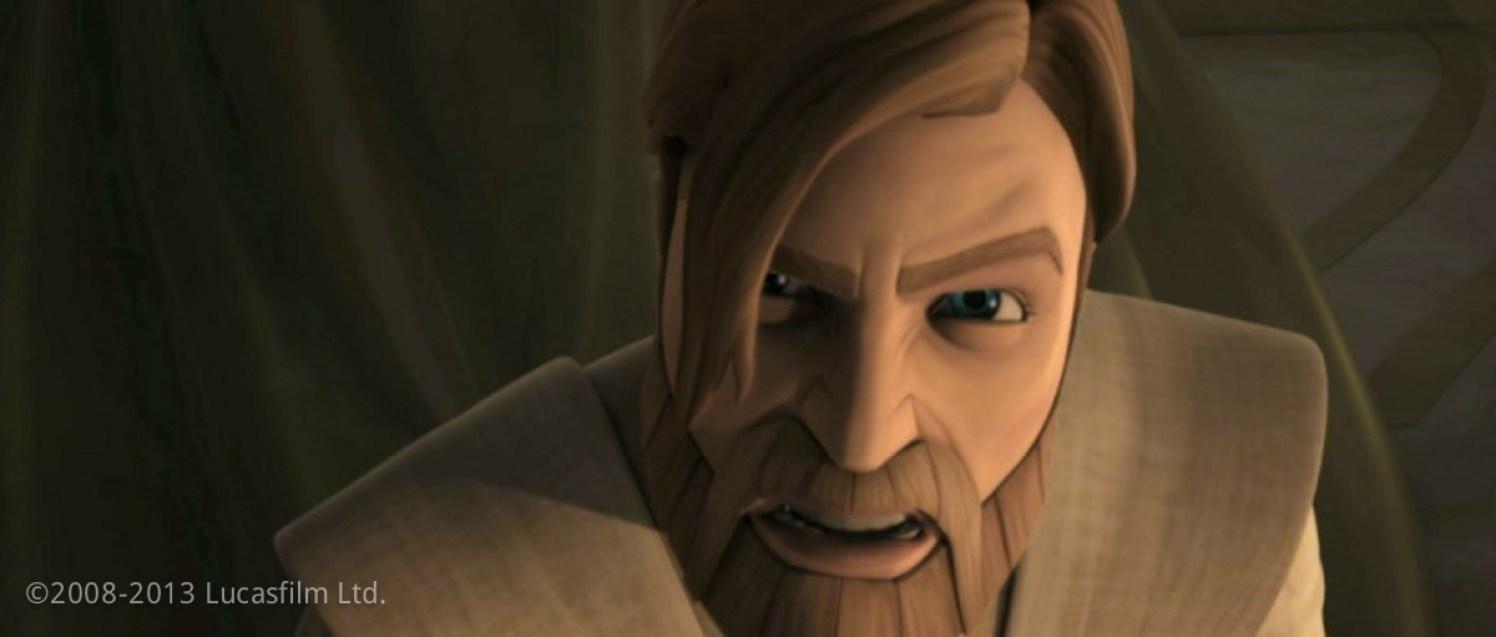 Obi-Wan Kenobi B: Model, Face Blendshape Library