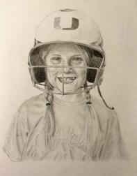 Child Portrait Drawing Commission