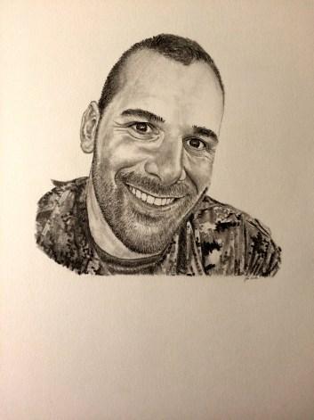 Nathan Cirillo Memorial Portrait